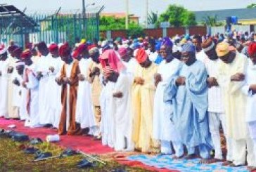 Govt. declares Friday, Monday Eid-el-Kabir holidays