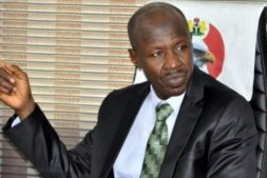 Police promote EFCC boss, Magu to commmissioner