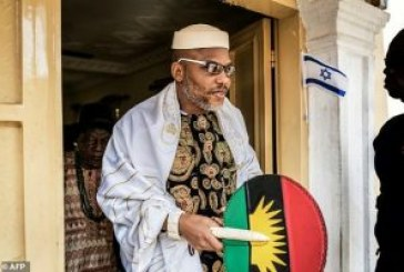 Court proscribes IPOB