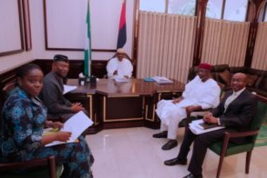 Ministers, CBN governor brief Buhari On economy