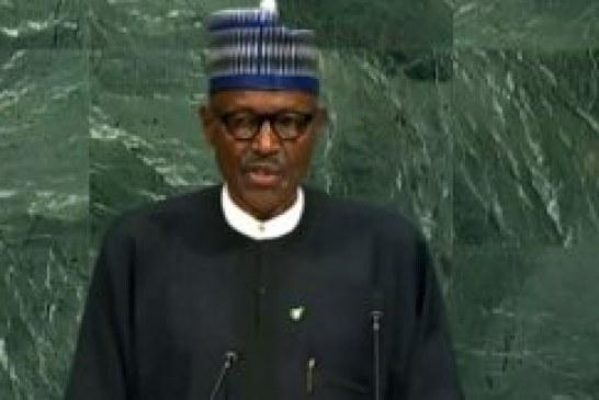 Nigeria's faith in democracy remains unshaken –  Buhari