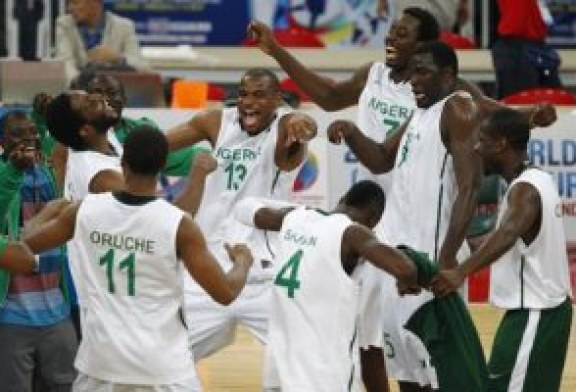 Afrobasket: D'Tigers forge ahead, beat Mali