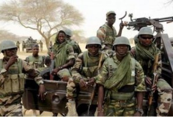 "Army names Edo, Delta and Ondo for ""Crocodile Smile II"""