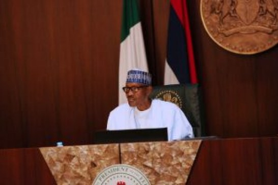 Buhari presides over Council meeting