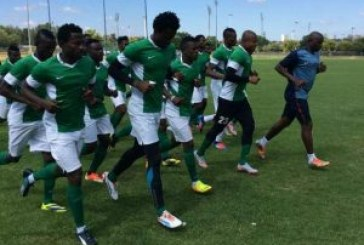 Super Eagles slip in latest FIFA ranking