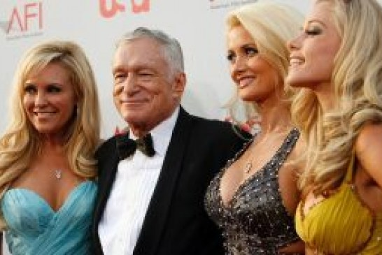 Playboy Hugh Hefner is dead
