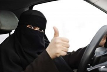 All hail the king! Saudi women can now drive cars
