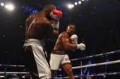 Anthony Joshua stops Takam in Round 10