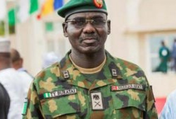 Kanu not in Army's custody says Buratai