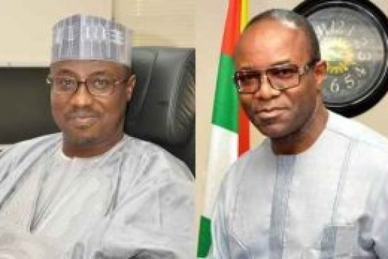 Kachikwu, Baru meet at NESG policy session