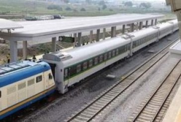 Connect rail to 36 state capitals, Buhari directs