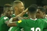 Alex Iwobi shoots Nigeria to Russia