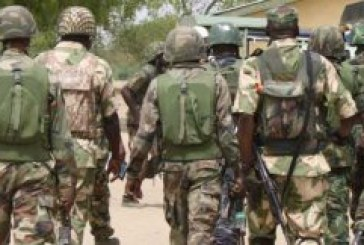 Army set to launch Operation Crocodile Smile in Ogun