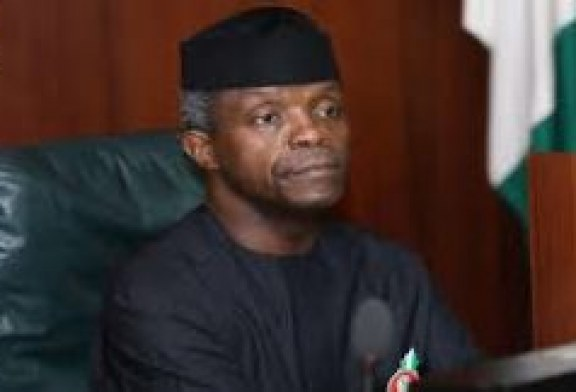 Osinbajo seeks revival of anti-corruption war
