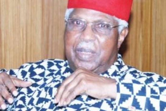 Buhari orders Ekwueme's treatment abroad