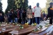 Italy buries 26 Nigerian girls