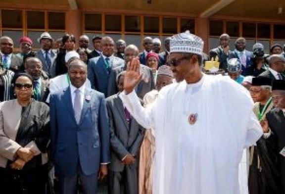 Arrest of Judges not to intimidate Judiciary says Buhari