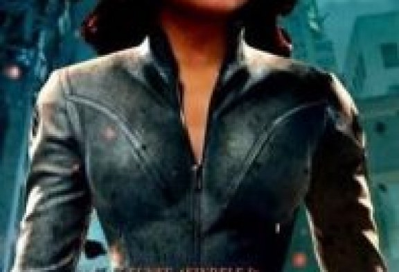 Funke Akindele in Hollywood's flick The Avengers