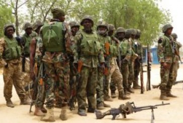 Troops arrest armed herdsman in Benue
