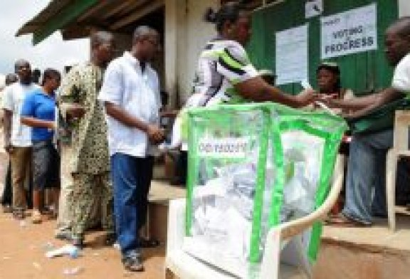 INEC fixes dates for general elections