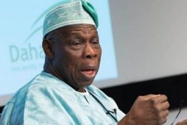 Atiku, a better candidate than Buhari for president, Obasanjo insists