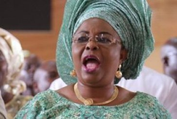 Court orders forfeiture of N1.04bn traced to Patience Jonathan