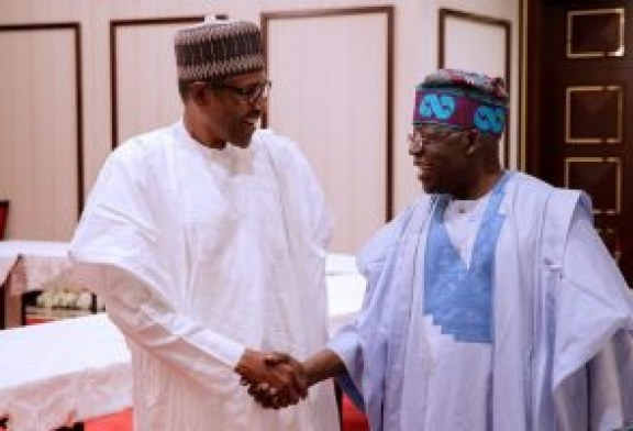 Buhari appoints Tinubu to mend fences in APC