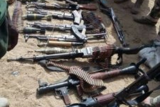 Troops discover Boko Haram armoury, kill fighters