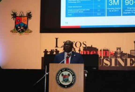 Ambode predicts Lagos will be Africa's model mega-city by 2025