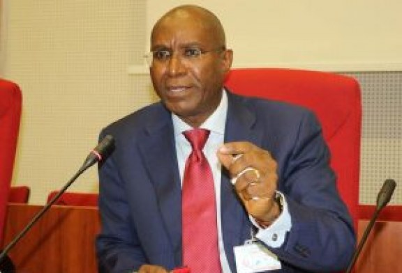 Senate suspends pro-Buhari lawmaker,Ovie Omo-Agege