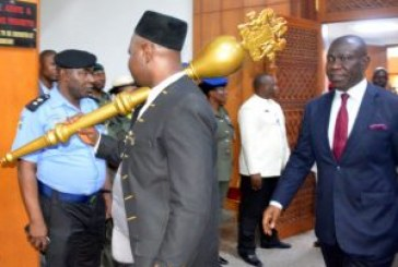NASS tightens security after Mace theft
