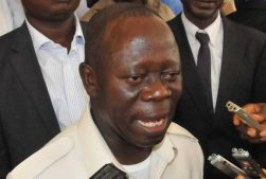 APC Chairmanship: Oshiomhole confident of governors support