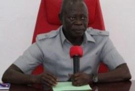 Saraki must be sacked says Oshiomhole
