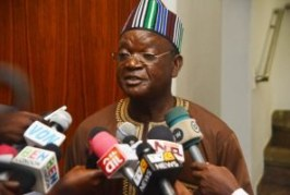 Gov. Ortom dumps APC over leadership tussle with Akume