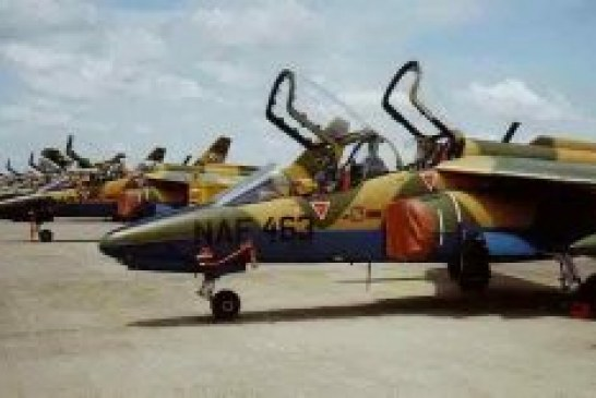 Pilot dead after two Nigeria air force planes crash in Abuja