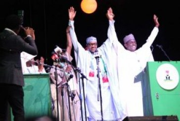 APC affirms Buhari as presidential candidate