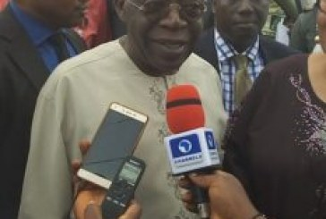 APC not jittery about Atiku Dubai's meeting says Tinubu