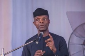 Presidential polls: Nigeria's date with destiny says Osinbajo