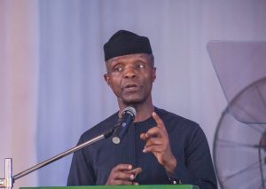 Osinbajo vows to waive immunity to clear his name
