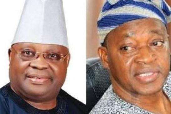 Osun governor Oyetola goes to appeal court