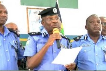 Kwara police warns officers against searching people's phones