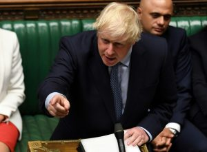 Outrage at UK Parliament over PM remarks on court judgment